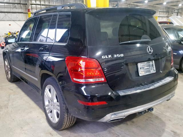 MERCEDES-BENZ GLK 350 4MATIC