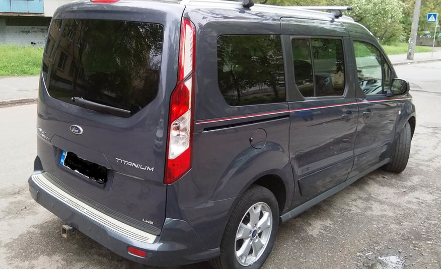 Ford Transit Connect пасс. TITANIUM
