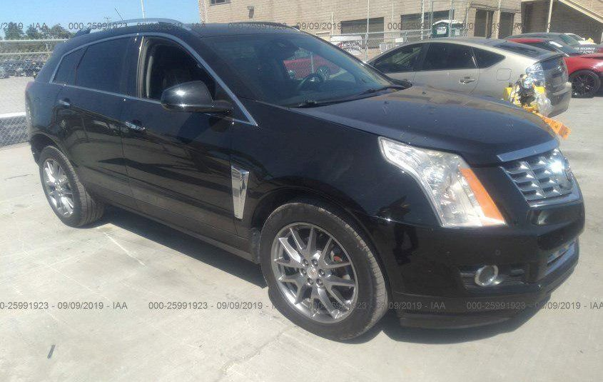 Cadillac Srx Performance Collection 2015