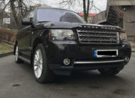 Range Rover supercharged 2012